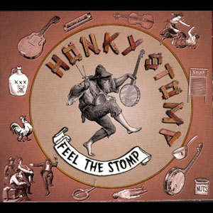 HONKY STOMP- FEEL THE STOMP