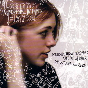 LEANNE HARTE - AN IRISHGIRL IN PARIS