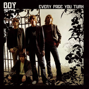 BOY - EVERY PAGE YOU TURN
