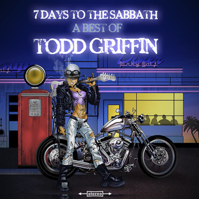 TODD GRIFFIN-7 DAYS TO THE SABBATH