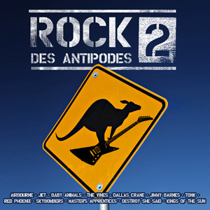 ROCK DES ANTIPODES - VOLUME 2