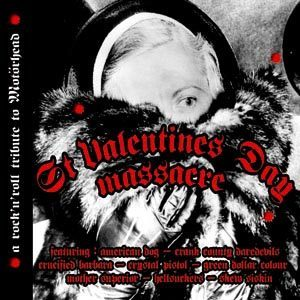 SAINT VALENTINE'S DAY MASSACRE - TRIBUTE TO MOTORHEAD
