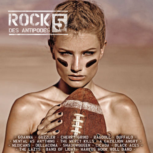 ROCK DES ANTIPODES VOL  5