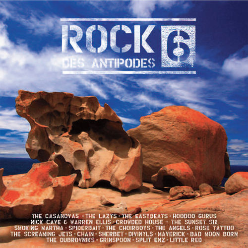 ROCK DES ANTIPODES VOL 6