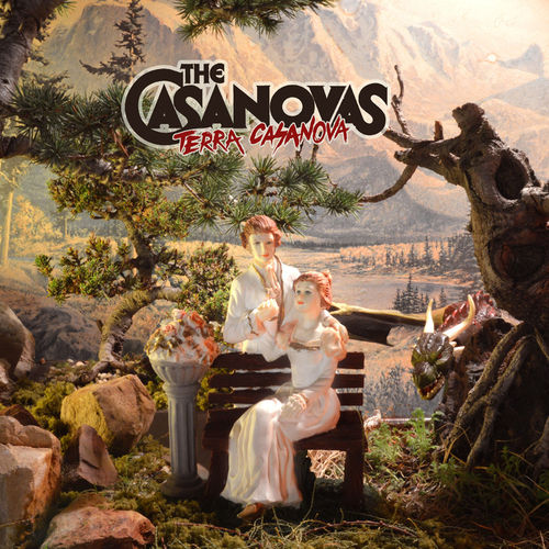 THE CASANOVAS _ TERRA CASANOVA LP