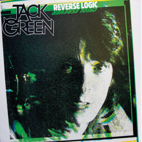 JACK GREEN - REVERSE LOGIC (2 CD Remastered)