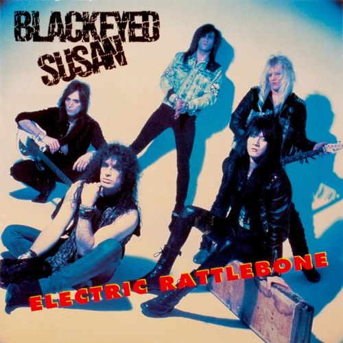 BLACKEYED SUSAN ( 2CD Remasterisé /Bonus album : Just a Taste)