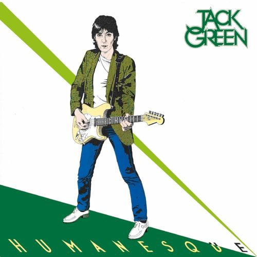 JACK GREEN - HUMANESQUE
