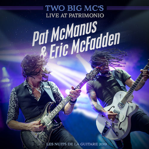 TWO BIG MC'S -LIVE AT PATRIMONIO