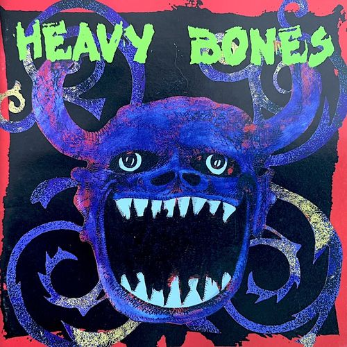 HEAVY BONES - HEAVY BONES (OCTOBER 7TH )