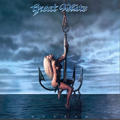 GREAT WHITE -HOOKED + LIVE IN NEW YORK